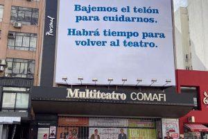 El Instituto Nacional del Teatro lanzará un plan de emergencia de 100 millones de pesos