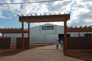 La fábrica de casas de madera del Parque Industrial, a punto de bajar la persiana