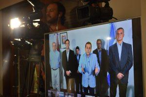Histórico homenaje por streaming del Gobierno Misionero a los combatientes en Malvinas