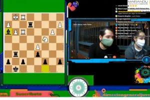 Con gran participación se realizó el primer torneo posadeño de Ajedrez en línea