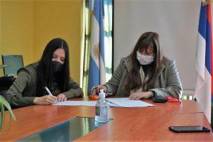 El Ministerio de Trabajo y el SIPTED firmaron un convenio de cooperación