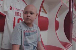 Se estrenó la película de Nico Franco, el defensor misionero que afronta una leucemia