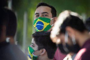 Brasil reportó 1.156 nuevas muertes por coronavirus y el total asciende a 26.754