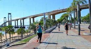 Corrientes abre desde hoy las caminatas y trotes por la Costanera: con turno, por DNI y máximo de 2 horas