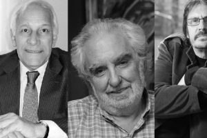 """Felipe Pigna, Pacho O`Donnell y Manuel Belgrano, los protagonistas de las """"Charlas Belgranianas"""""""