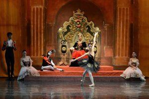 La Academia del Ballet de Moscú continúa enseñando por sus redes