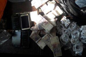 Dinero sucio: Gendarmería secuestró más de 1.770.000 pesos sin respaldo