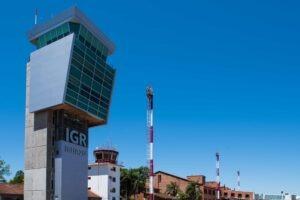 Habilitaron una nueva terminal remota en el aeropuerto de Puerto Iguazú