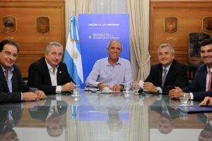 Fet: Passalacqua gestionó continuidad del impuesto reducido al 7 por ciento