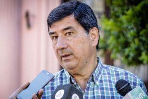 """Díaz Beltrán apoya, pero también habla por las pymes: """"Con estas tasas es imposible"""""""
