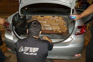 Afip secuestró 93,700 kilos de marihuana en el puente Posadas-Encarnación