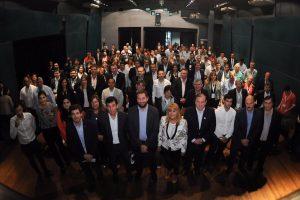 El Gobierno Nacional reunió a más de 70 intendentes del NEA
