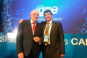 """Díaz Beltrán: """"Las Pymes tenemos que ser protagonistas del Tratado de Libre Comercio Mercosur-UE"""""""