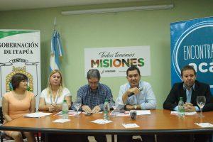Presentaron el segundo Congreso Binacional de Marketing Turístico en Posadas