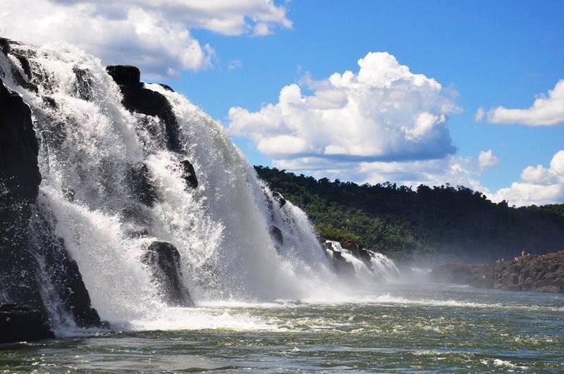 Misiones apunta a triplicar los 40 mil visitantes anuales a los Saltos del Moconá