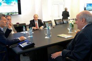 El CEO de Arcor le anunció a Macri una inversión de U$S 230 millones