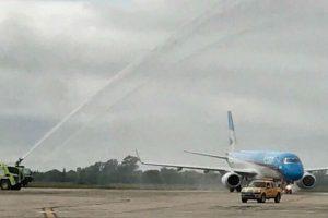 Refuerzan los vuelos directos desde Córdoba a Puerto Iguazú