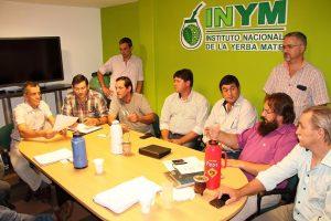 """Los productores ocuparon sus sillas en el directorio """"de control"""" del INYM"""