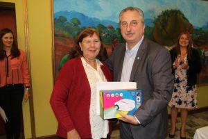 Passalacqua entregó subsidios para equipar a las bibliotecas populares de la provincia