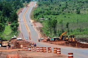 Para este 2017, Nación ejecuta más de 463 kilómetros de obras viales en Misiones
