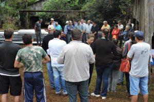 Tabaco: se inició el plan de mejora de infraestructura productiva y habitacional