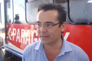 Marcelo Zbikoski se quedaría con una de las principales empresas de transporte de Buenos Aires