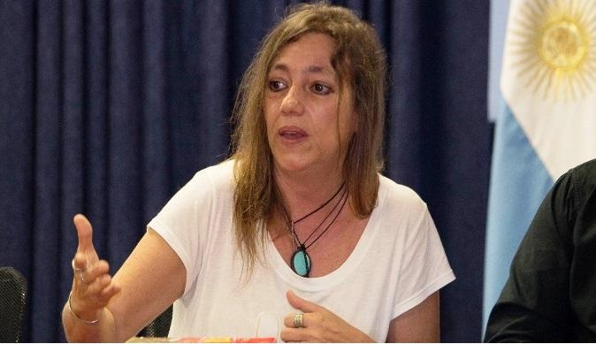 "Tiki Marchesini: ""La lista es larga, tan larga como las lágrimas de las familias que esperan justicia"""