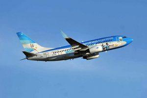 El vuelo de Aerolíneas que trae la segunda tanda de vacunas rusas llegará mañana a Ezeiza
