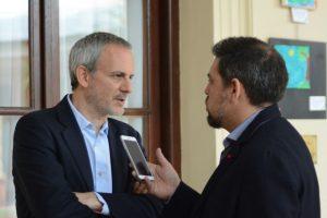 """Julian Cook, el """"padre"""" de Fly Bondi e impulsor del concepto """"low-cost"""" en la Argentina, da un paso al costado y crecen especulaciones"""