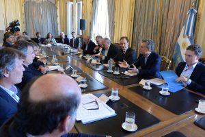 La Mesa Forestal vuelve a la Casa Rosada para reunirse con Macri y Etchevehere