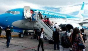 El flujo de turistas aéreos en Misiones creció 8 por ciento