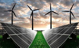 Energía para el desarrollo o parches eólicos y solares para el subdesarrollo