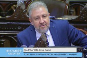 """Vuelta al Fondo: """"Da la sensación que el Gobierno se quedó sin letra y apela a viejas historias"""", dijo Jorge Franco"""