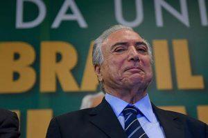 Antes de la despedida, la Procuradora general de Brasil acusa de corrupción a Temer