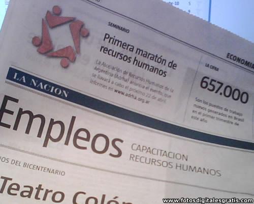 Búsquedas laborales: Contador Jr, administrativo contable y mecánico