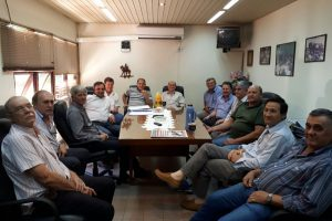 La APTM recibió a la flamante Cooperativa Citrícola Agroindustrial