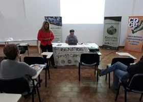 RENATRE Misiones capacitó a contadores públicos en Eldorado