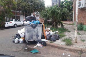 Paro del Soemp frena la recolección de residuos en Posadas