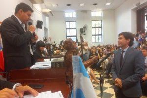 Por acuerdo con la oposición el Frente Renovador recuperó la presidencia del Concejo posadeño