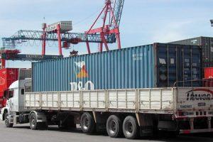 En noviembre los costos de transportar mercadería en camión aumentaron un 3.5%
