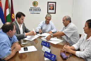 El Ejecutivo vetó el aumento del transporte urbano de pasajeros en Oberá