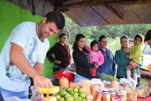 Jóvenes se organizan para el desarrollo comunitario de Mártires