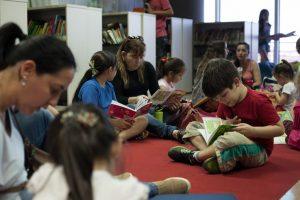 En abril inician los talleres gratuitos para niños en la Biblioteca del Parque del Conocimiento