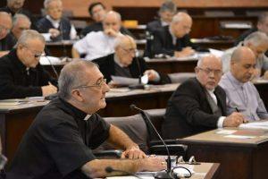 """Martínez: """"Seguiremos en la tarea evangelizadora con el favor o el odio de quienes nos conducen"""""""