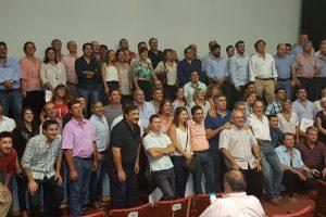 Schiavoni encabezó la reunión de concejales de Cambiemos en Puerto Rico
