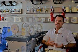 El sanatorio Boratti habilitó una moderna planta de Neonatología