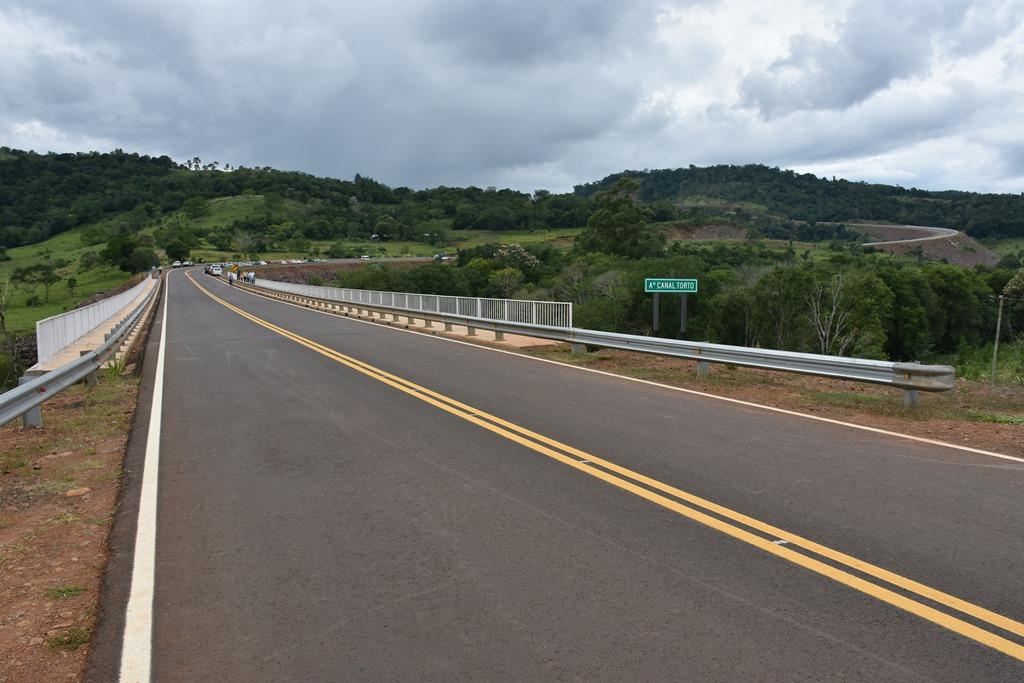 Inauguran obras de infraestructura urbana en Misiones