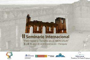 Encarnación será sede del segundo seminario internacional de patrimonio y turismo en el Mercosur