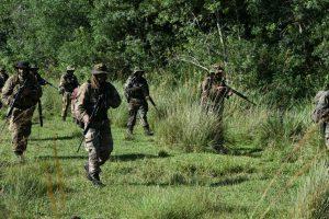 La Policía de Misiones capacitó a unidad del Servicio Penitenciario bonaerense en operaciones de monte