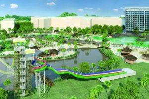 Foz inaugura en diciembre el parque acuático más grande del sur de Brasil